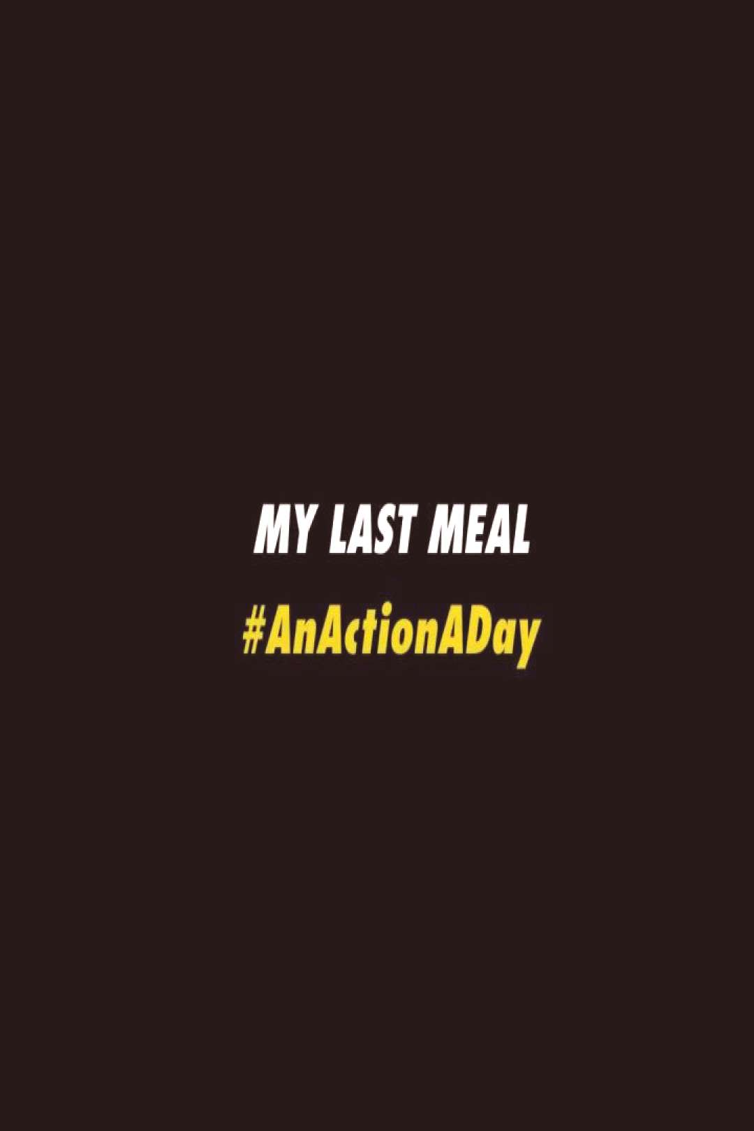 What will be your last meal of the day? Check out our Facebook pa