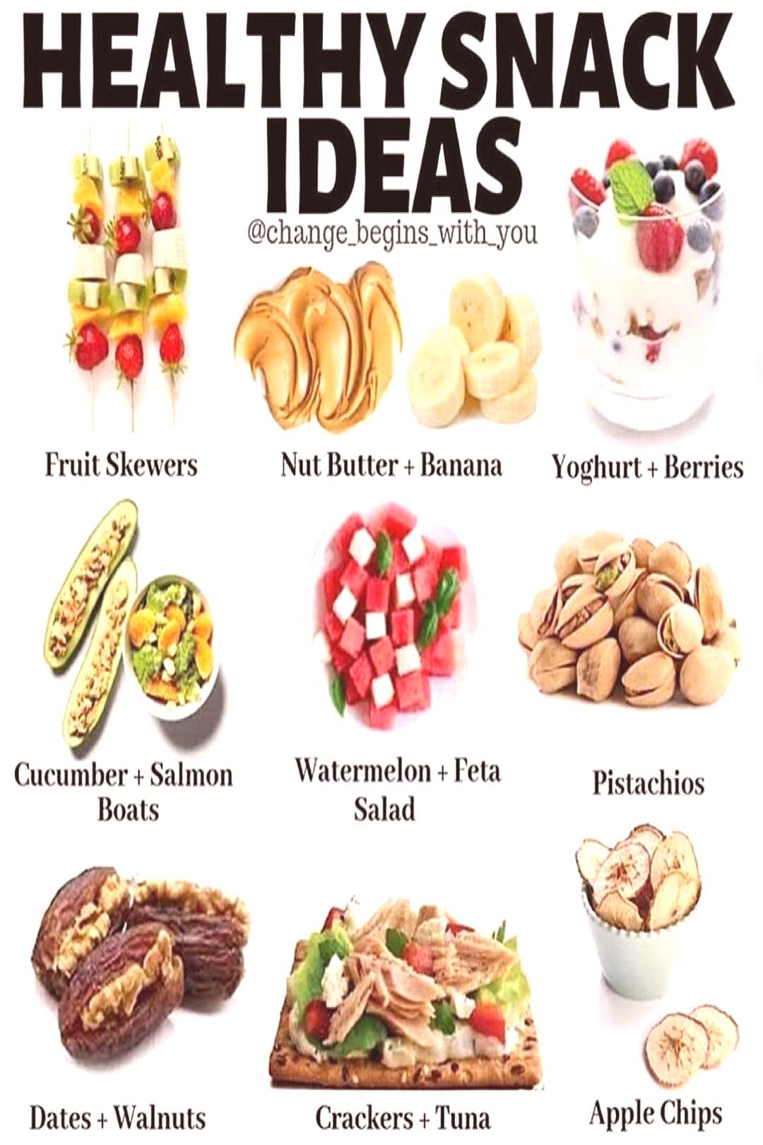 Which one is your favourite snack? Follow Follow Mainly posting a