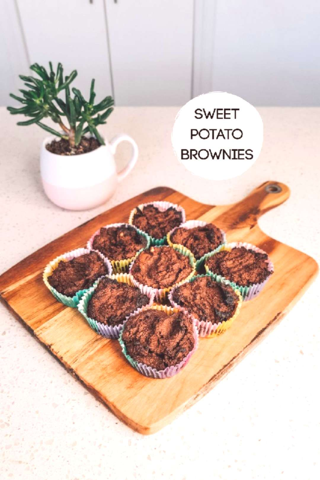 Who doesn't love brownies! Better yet, healthy, refined sugar an